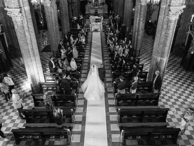 Il matrimonio di Andrea e Sarah a Biella, Biella 28