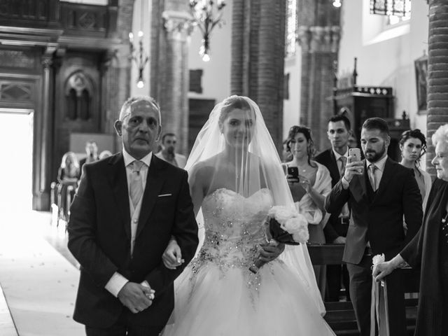 Il matrimonio di Andrea e Sarah a Biella, Biella 30