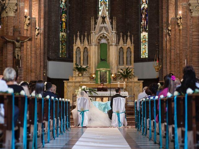 Il matrimonio di Andrea e Sarah a Biella, Biella 32