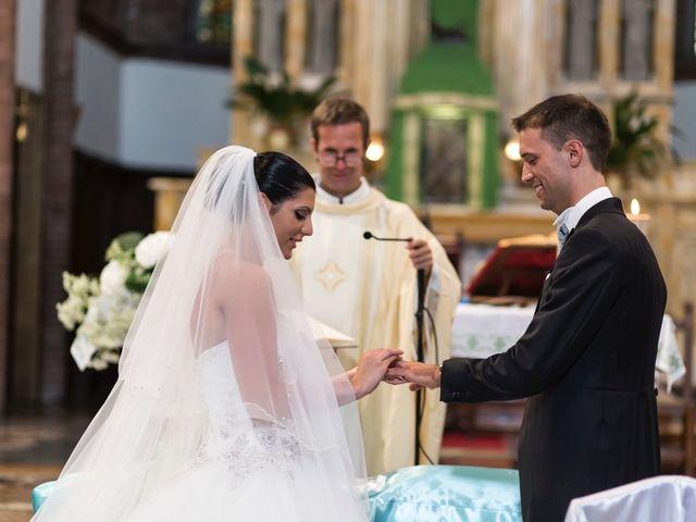 Il matrimonio di Andrea e Sarah a Biella, Biella 34