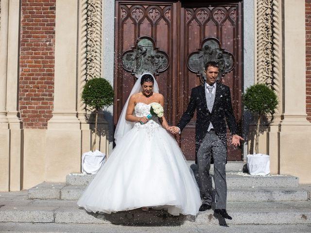 Il matrimonio di Andrea e Sarah a Biella, Biella 35