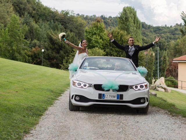 Il matrimonio di Andrea e Sarah a Biella, Biella 37