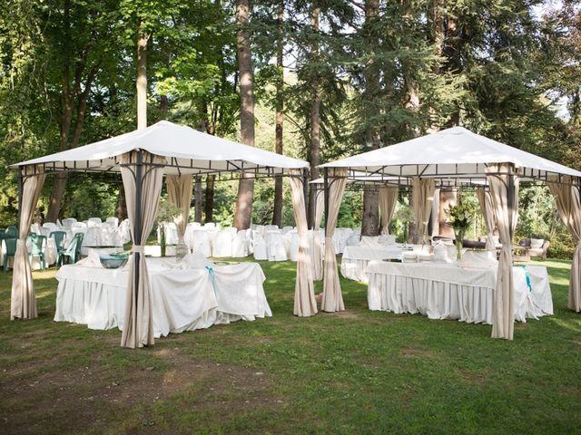 Il matrimonio di Andrea e Sarah a Biella, Biella 39