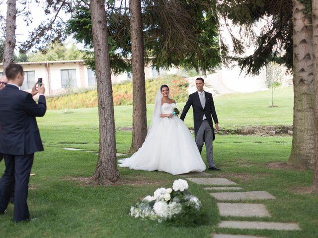 Il matrimonio di Andrea e Sarah a Biella, Biella 40