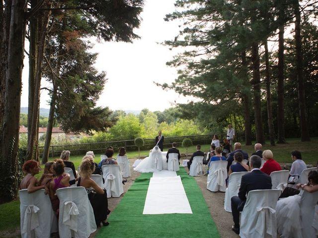 Il matrimonio di Andrea e Sarah a Biella, Biella 41