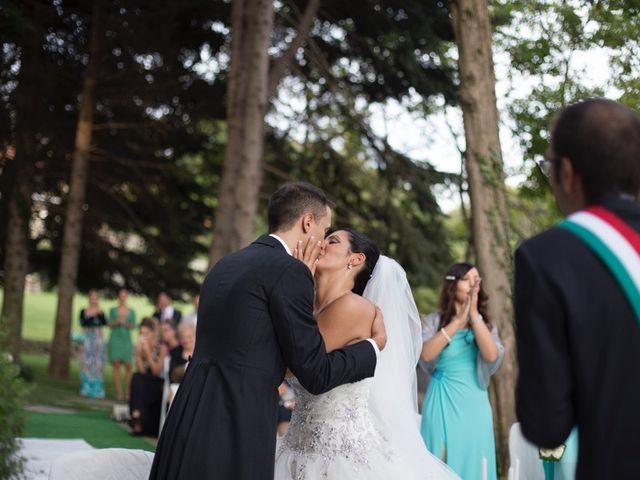 Il matrimonio di Andrea e Sarah a Biella, Biella 42