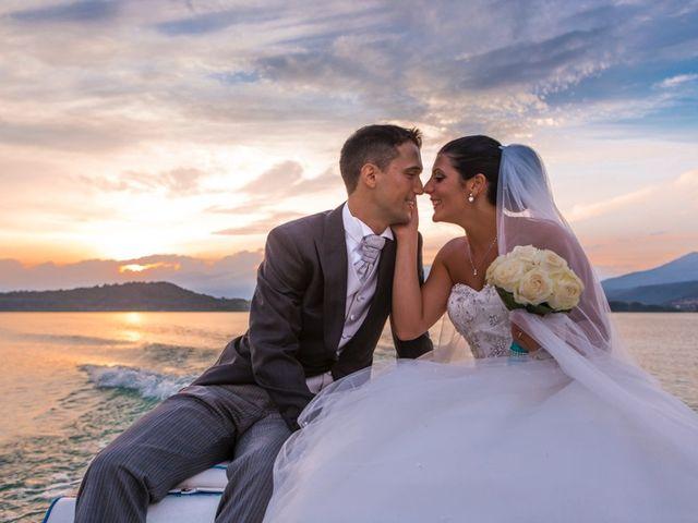 Il matrimonio di Andrea e Sarah a Biella, Biella 44