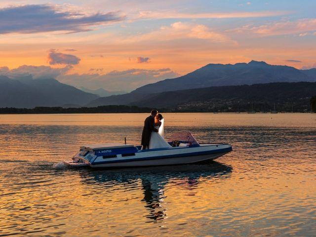 Il matrimonio di Andrea e Sarah a Biella, Biella 45