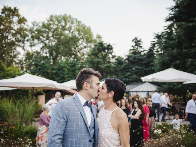 Il matrimonio di Giovanni e Elena a Como, Como 53