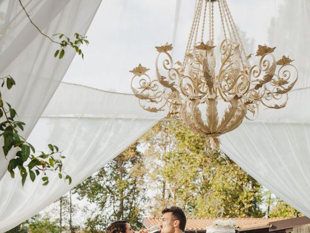 Il matrimonio di Giovanni e Elena a Como, Como 55