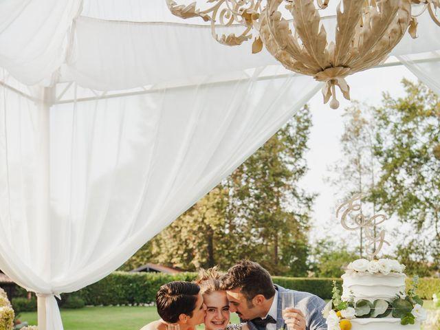 Il matrimonio di Giovanni e Elena a Como, Como 56