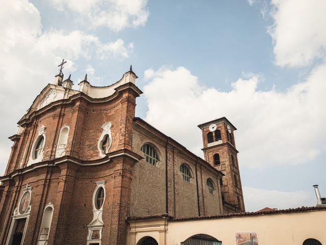 Il matrimonio di Luca e Sabrina a Piscina, Torino 15