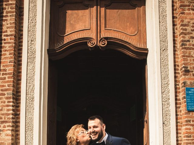 Il matrimonio di Luca e Sabrina a Piscina, Torino 17