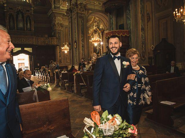 Il matrimonio di Luca e Sabrina a Piscina, Torino 18