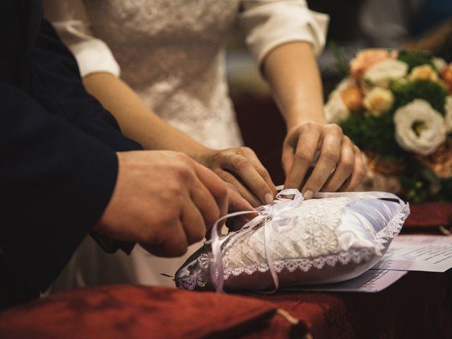 Il matrimonio di Luca e Sabrina a Piscina, Torino 20