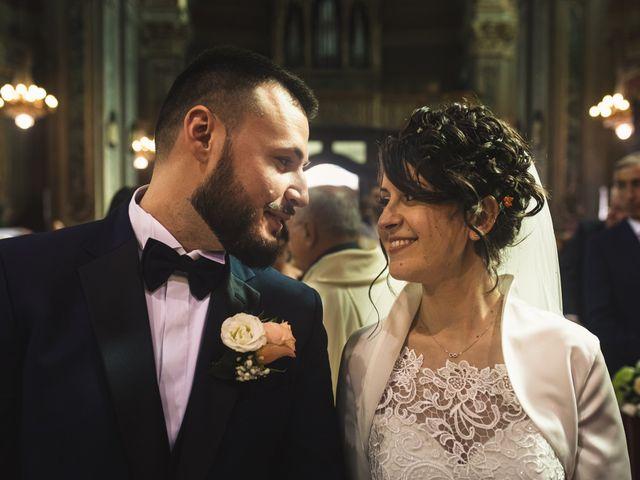 Il matrimonio di Luca e Sabrina a Piscina, Torino 22