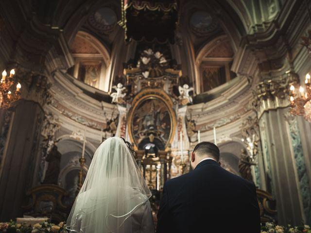 Il matrimonio di Luca e Sabrina a Piscina, Torino 24