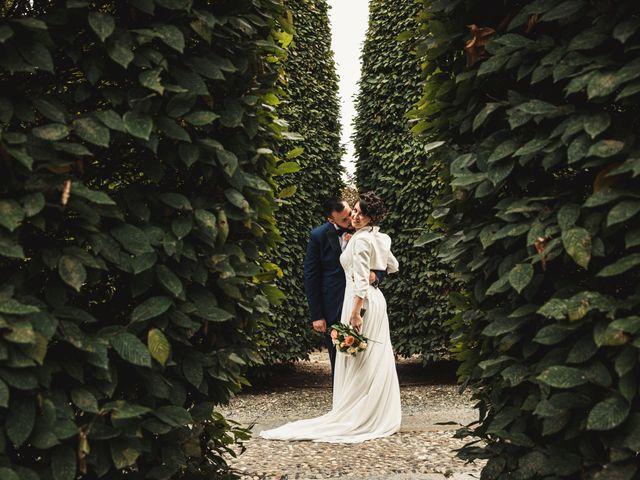 Il matrimonio di Luca e Sabrina a Piscina, Torino 30