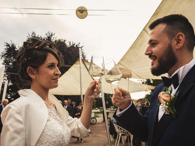 Il matrimonio di Luca e Sabrina a Piscina, Torino 31