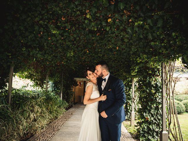 Il matrimonio di Luca e Sabrina a Piscina, Torino 33