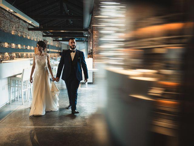 Il matrimonio di Luca e Sabrina a Piscina, Torino 1