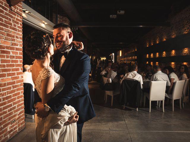 Il matrimonio di Luca e Sabrina a Piscina, Torino 39
