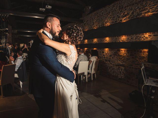 Il matrimonio di Luca e Sabrina a Piscina, Torino 40