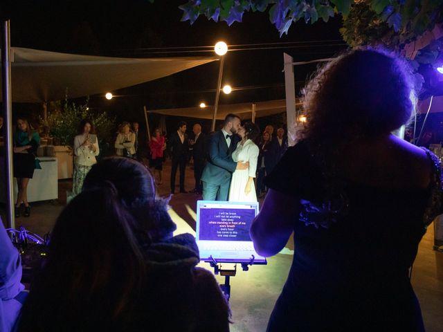 Il matrimonio di Luca e Sabrina a Piscina, Torino 44