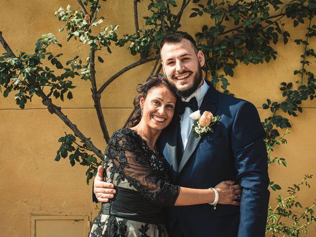 Il matrimonio di Luca e Sabrina a Piscina, Torino 49