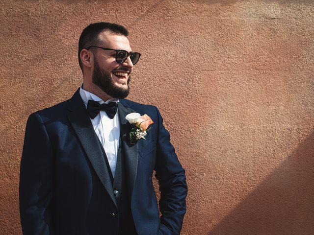 Il matrimonio di Luca e Sabrina a Piscina, Torino 50