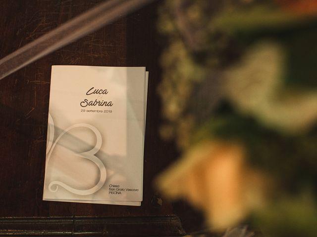 Il matrimonio di Luca e Sabrina a Piscina, Torino 52