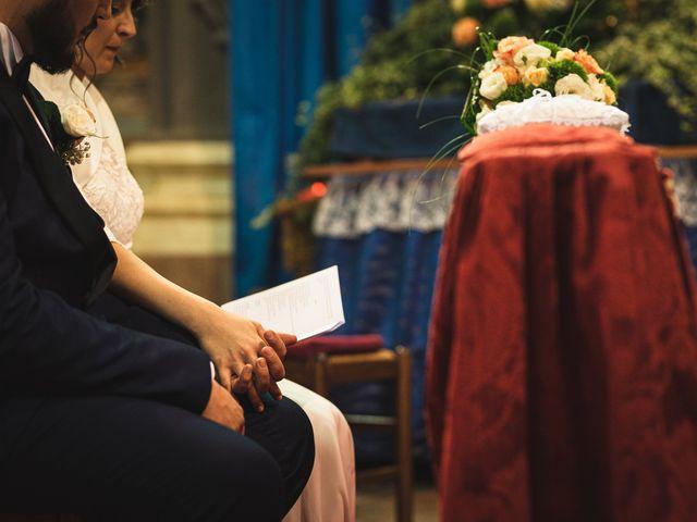 Il matrimonio di Luca e Sabrina a Piscina, Torino 53