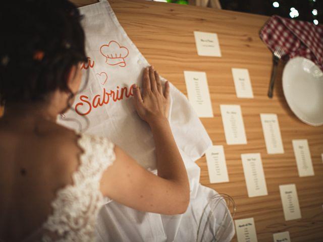 Il matrimonio di Luca e Sabrina a Piscina, Torino 58