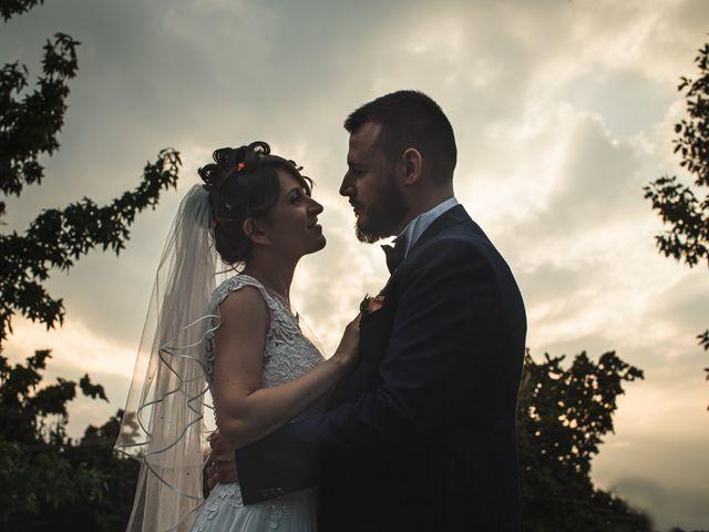 Il matrimonio di Luca e Sabrina a Piscina, Torino 59