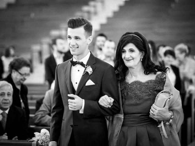 Il matrimonio di Edoardo e Eleonora a Besozzo, Varese 12