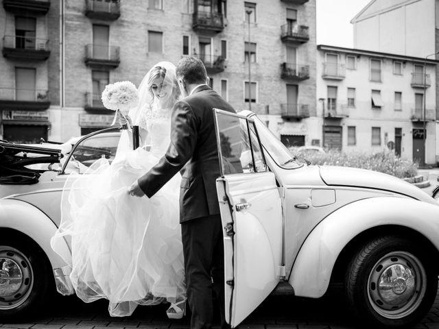 Il matrimonio di Edoardo e Eleonora a Besozzo, Varese 13