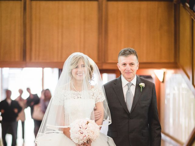 Il matrimonio di Edoardo e Eleonora a Besozzo, Varese 15