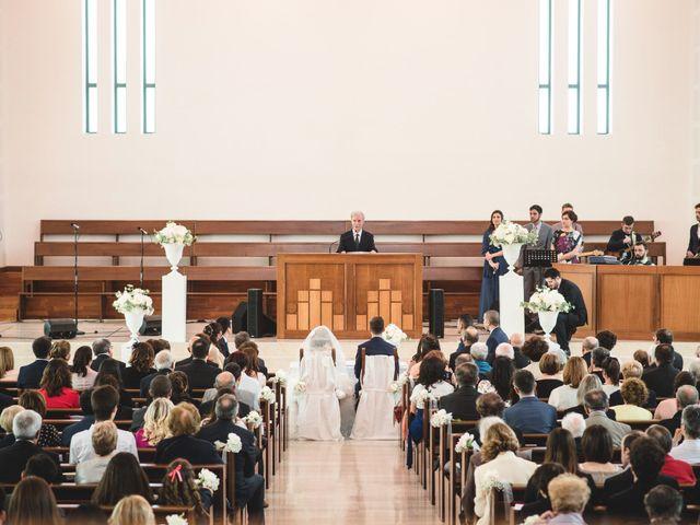 Il matrimonio di Edoardo e Eleonora a Besozzo, Varese 18