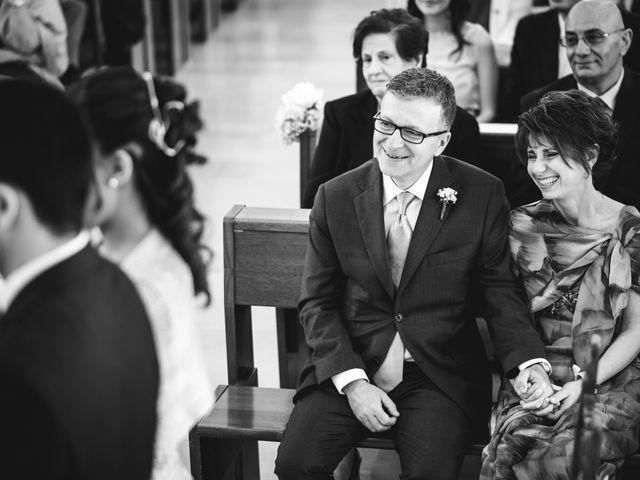 Il matrimonio di Edoardo e Eleonora a Besozzo, Varese 20