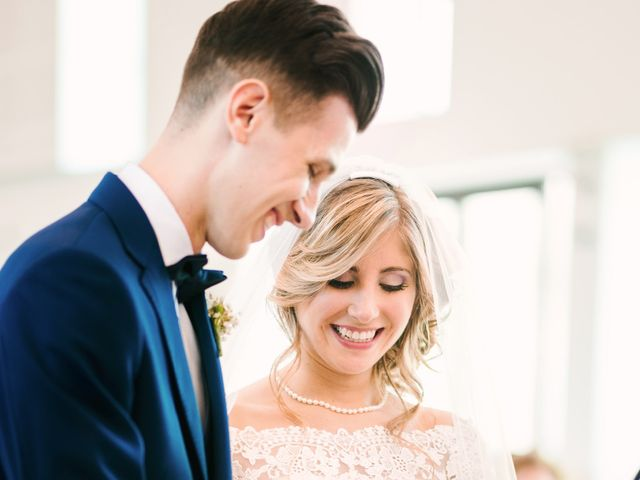 Il matrimonio di Edoardo e Eleonora a Besozzo, Varese 21