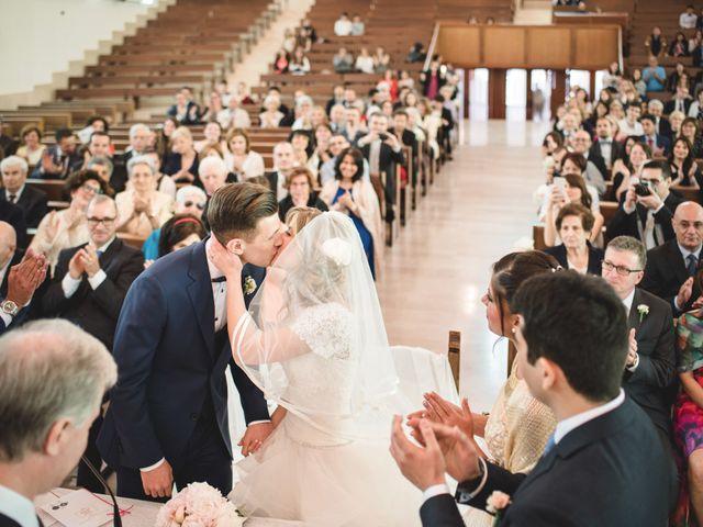 Il matrimonio di Edoardo e Eleonora a Besozzo, Varese 22