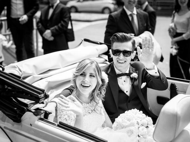 Il matrimonio di Edoardo e Eleonora a Besozzo, Varese 27