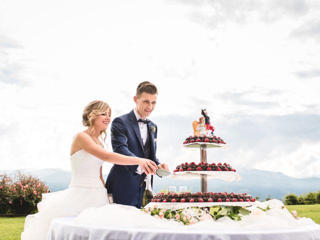 Il matrimonio di Edoardo e Eleonora a Besozzo, Varese 43