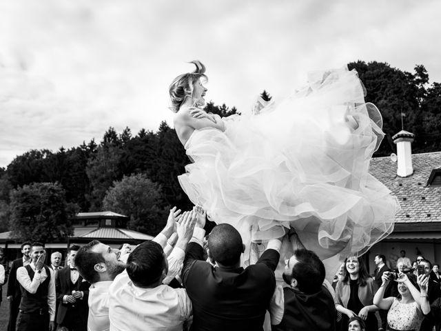 Il matrimonio di Edoardo e Eleonora a Besozzo, Varese 45