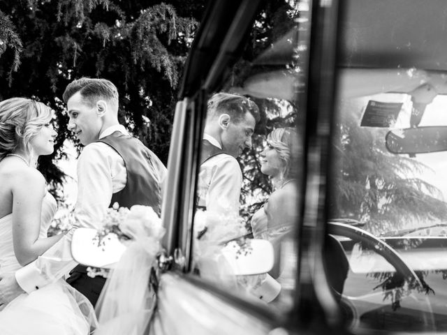 Il matrimonio di Edoardo e Eleonora a Besozzo, Varese 47