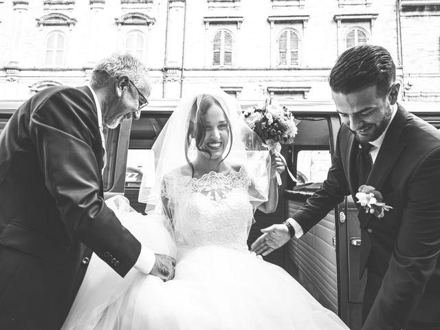 Il matrimonio di Sofia e Emanuele a Macerata, Macerata 15