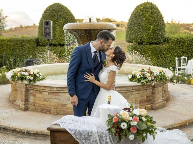 Il matrimonio di Sofia e Emanuele a Macerata, Macerata 46