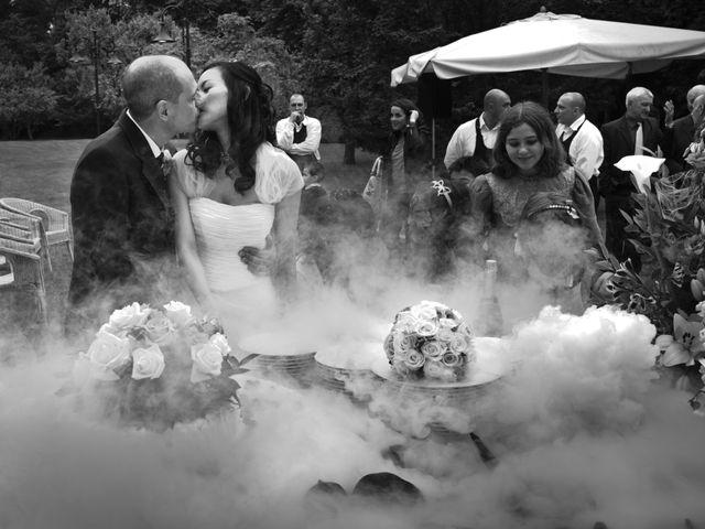 le nozze di Maki e Alessio