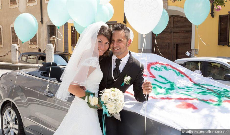 Il matrimonio di Lino e Elisa a Venegono Inferiore, Varese
