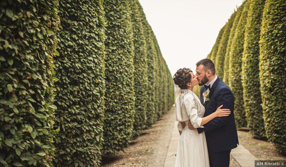 Il matrimonio di Luca e Sabrina a Piscina, Torino